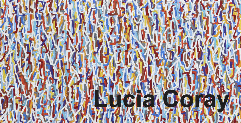Solo Show Lucia Coray @ ART FORUM UTE BARTH Zurich 2015